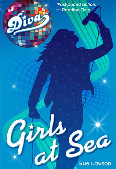 Girls at Sea - Sue Lawson