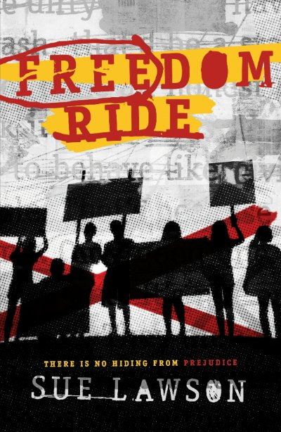Young adulg author Sue Lawson Freedom Ride